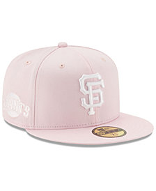 New Era San Francisco Giants C-Dub Patch 59FIFTY Cap