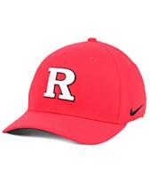 detailed look a697f daf81 Nike Rutgers Scarlet Knights Classic Swoosh Cap