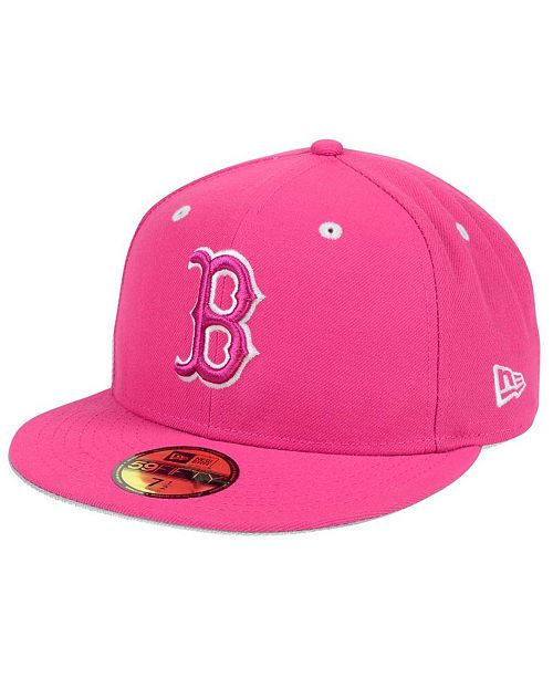 New Era Boston Red Sox Pantone Collection 59FIFTY Cap - Sports Fan ... 0f28ab8ea703