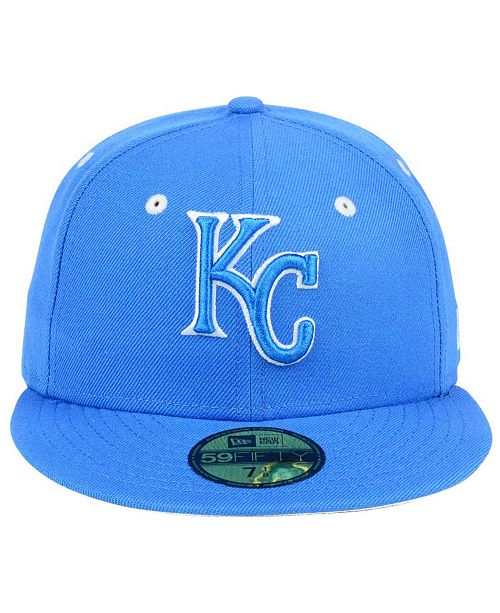 c99ca07a9 New Era Kansas City Royals Pantone Collection 59FIFTY Cap - Sports ...