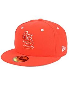 St. Louis Cardinals Pantone Collection 59FIFTY Cap