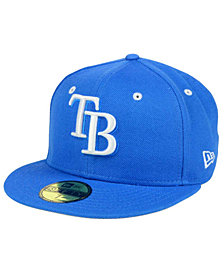 New Era Tampa Bay Rays Pantone Collection 59FIFTY Cap