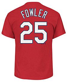 Majestic Men's Dexter Fowler St. Louis Cardinals Official Player T-Shirt
