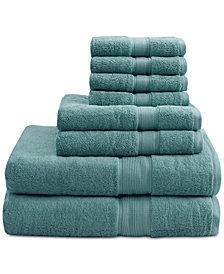 Madison Park Signature Solid 8-Pc. Towel Set