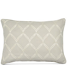 "Sanderson Stapleton Park 12"" x 18"" Decorative Pillow"