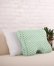 Authentic Comfort® Green Tea Memory Foam Contour Pillow