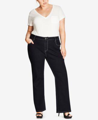 Wide Leg Jeans: Shop Wide Leg Jeans - Macy's