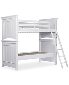 Summertime Kids Twin over Twin Bunk Bed