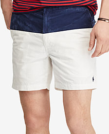 "Polo Ralph Lauren Men's CP-93 6"" Classic Fit Shorts, Created for Macy's"