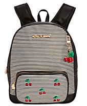 Betsey Johnson Medium Cherry Backpack, a Macy's Exclusive Style