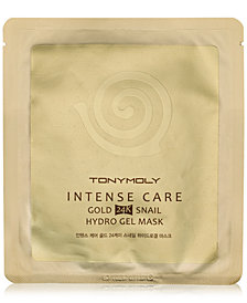 TONYMOLY Intense Care 24K Gold Snail Hydro Gel Mask