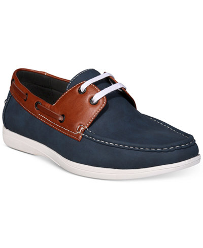 Kenneth Cole Unlisted Men's Comment-Ater Boat Shoes