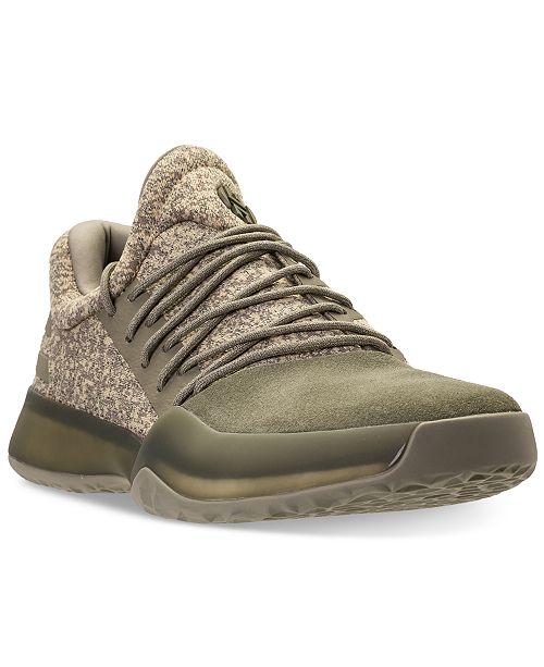 f7a0a1ea53c ... adidas Men s Harden Vol.1 Basketball Sneakers from Finish Line ...