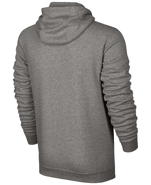 Nike Men s Half-Zip Hoodie - Hoodies   Sweatshirts - Men - Macy s 211b9b333c64