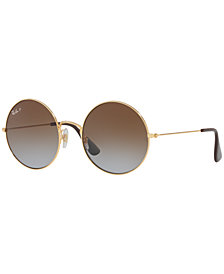 Ray-Ban Polarized Sunglasses, RB3592 55