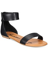 a84a17686c3 American Rag Keley Two-Piece Flat Sandals