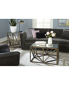 CLOSEOUT! Linden Table Furniture Collection