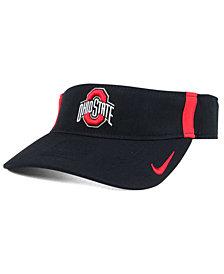 Nike Ohio State Buckeyes Sideline Aero Visor