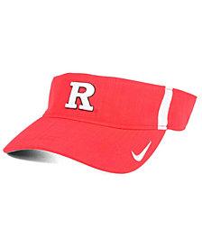 Nike Rutgers Scarlet Knights Sideline Aero Visor
