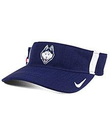 Nike Connecticut Huskies Sideline Aero Visor