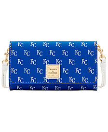 Dooney & Bourke Kansas City Royals Daphne Crossbody Wallet