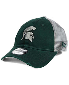 New Era Michigan State Spartans Team Rustic 9TWENTY Cap