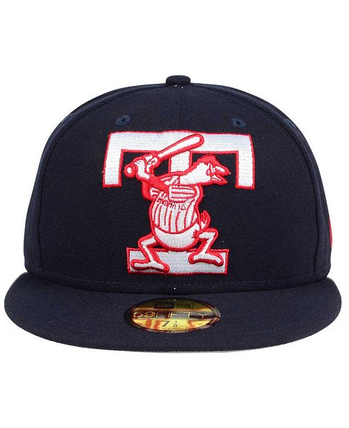 8c0b896ac94a8 New Era Toledo Mud Hens MiLB Logo Grand 59FIFTY Fitted Cap   Reviews ...