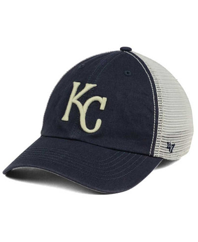'47 Brand Kansas City Royals Griffin CLOSER Cap