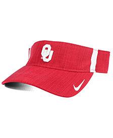 Nike Oklahoma Sooners Sideline Aero Visor
