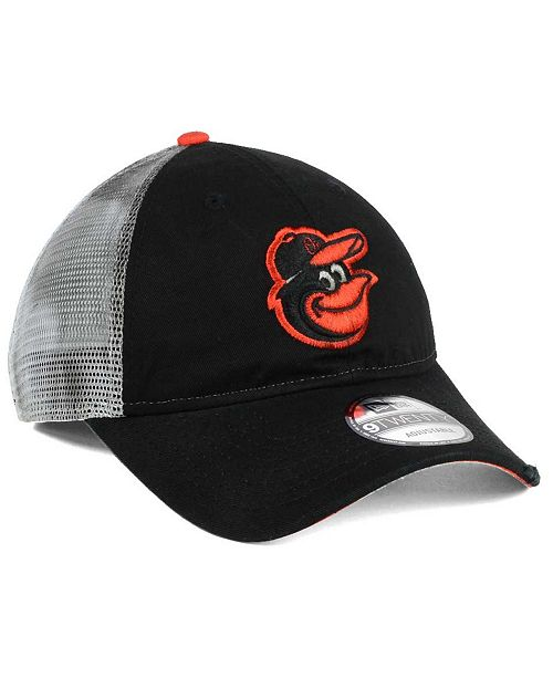 huge selection of a8bc7 69289 ... good new era. baltimore orioles rustic trucker 9twenty snapback cap. be  the first to