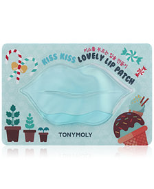 TONYMOLY Kiss Kiss Lovely Lip Patch - Mint