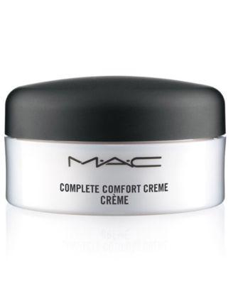 mac complete comfort creme ingredients