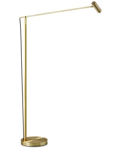 Adesso Crane LED Floor Lamp