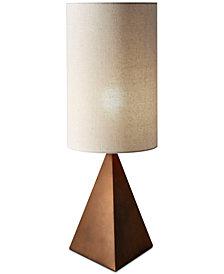 Adesso Cairo Bronze Table Lamp