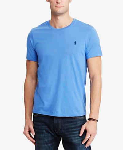 Polo Ralph Lauren Men's Custom Fit Cotton T-Shirt