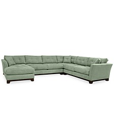 Michelle 4-Pc. Sectional, Created for Macy's