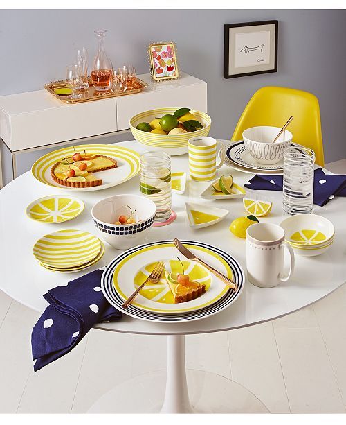 kate spade new york SHOP THE LOOK: With A Twist Tablescape & Accessories