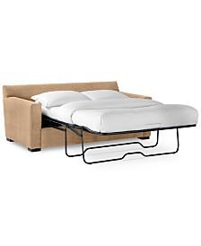 "Radley 74"" Fabric Full Sleeper Sofa Bed, Created for Macy's"