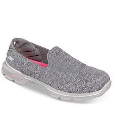 Skechers Women's GOwalk 3 - Balance Walking Sneakers from Finish Line