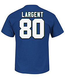 Majestic Men's Steve Largent Seattle Seahawks HOF Eligible Receiver T-Shirt