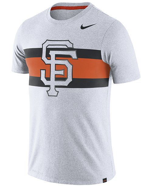 Men s San Francisco Giants Dri-Blend Stripes T-Shirt. Be the first to Write  a Review. main image  main image ... 87f204fed