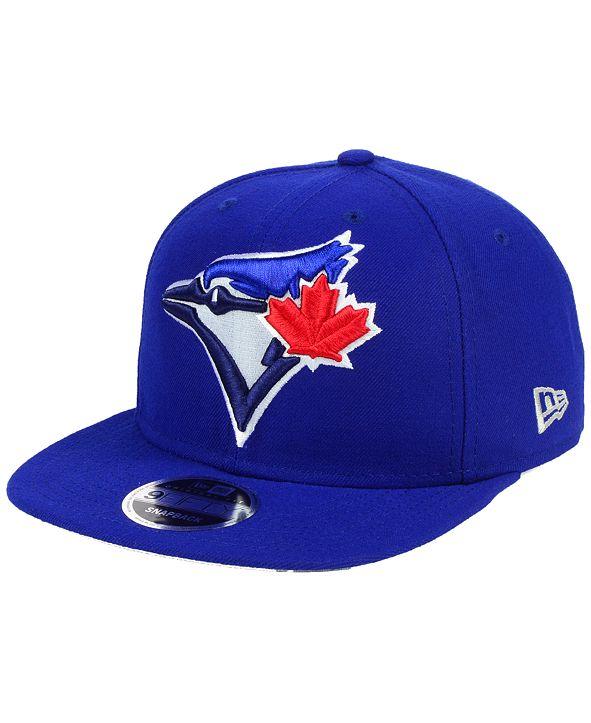 New Era Toronto Blue Jays Logo Grand 9FIFTY Snapback Cap