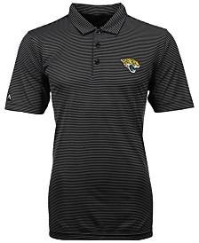 Antigua Men's Jacksonville Jaguars Quest Polo Shirt