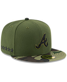 New Era Atlanta Braves Memorial Day 59FIFTY Cap