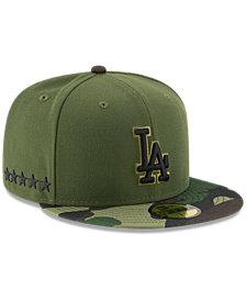New Era Los Angeles Dodgers Memorial Day 59FIFTY Cap