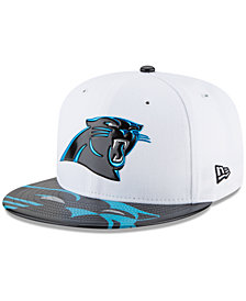 New Era Boys' Carolina Panthers 2017 Draft 59FIFTY Cap