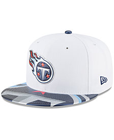 New Era Boys' Tennessee Titans 2017 Draft 59FIFTY Cap