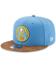 New Era Denver Nuggets Team Butter 59FIFTY Snapback Cap