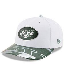 New Era New York Jets Low Profile 2017 Draft 59FIFTY Cap