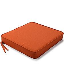 Sunbrella Outdoor Seat Cushions, Quick Ship